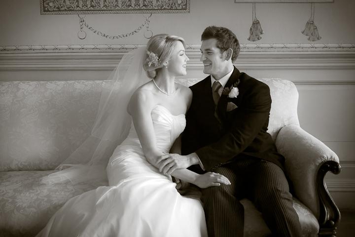 A Classic Oxford Wedding at Radley College