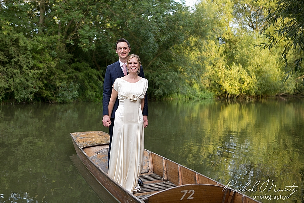 Capturing candid moments – Cherwell Boathouse Wedding in Oxford
