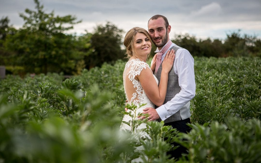 A Rustic Countryside Wedding in Oxfordshire with a DIY Marquee