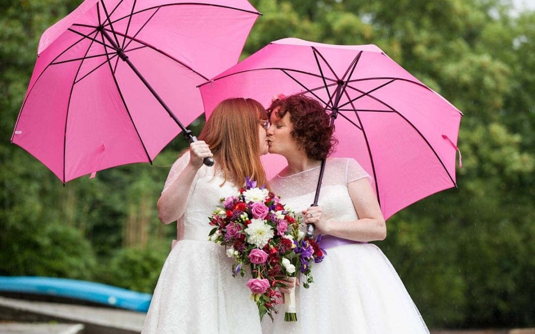 Love is Love – Celebrating Some Of My Favourite Same Sex Weddings