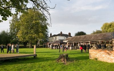 My Favourite Unique Oxfordshire Wedding Venues