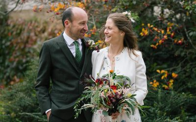 An Intimate Autumn Wedding in Oxford