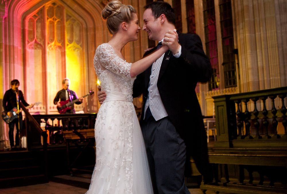 Bodleian Library Wedding Photographer- Alice and Ollies Winter Wedding